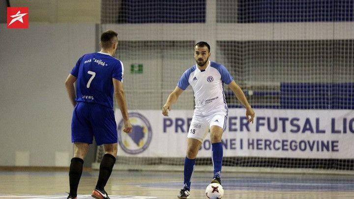 Najava 9. kola Premijer futsal lige BiH