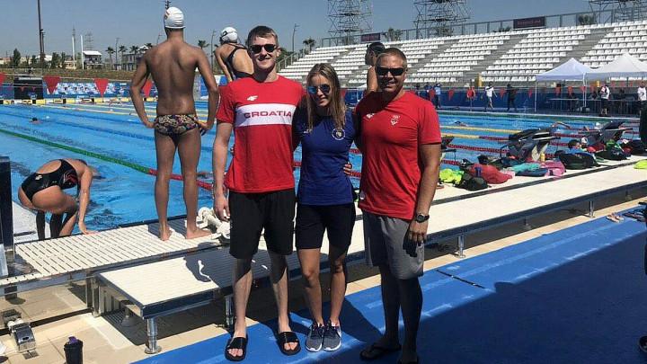 Amina Kajtaz postavila državni rekord i izborila finale na 100m delfin