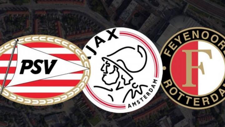 U današnje vrijeme ovo je potez za čuđenje: Ajax, Feyenoord i PSV prave revoluciju!