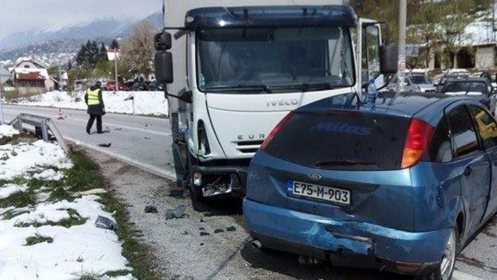 Nihad Selimović povrijeđen u nesreći kod Travnika