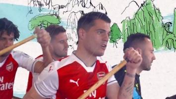 Arsenal objavio video koji je obradovao navijače