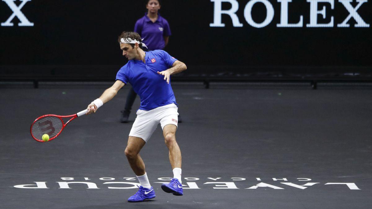 Federer muku mučio protiv Medvedeva, ali na kraju pobijedio