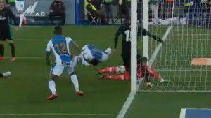 Leganes na nevjerovatan način poveo protiv Real Madrida