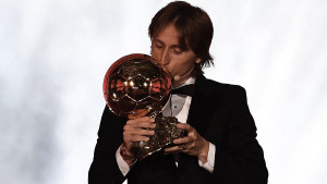 Modrić: Uvijek sam sanjao trofeje, ali ovo je nešto više i od snova