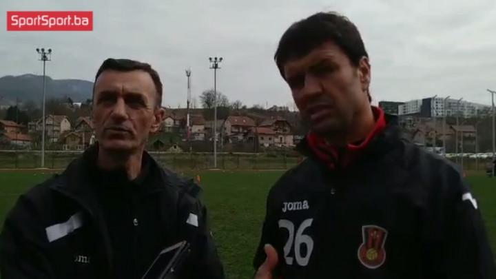 Arslan: Gledao sam utakmicu protiv Željezničara, Mladost igra bolje u gostima