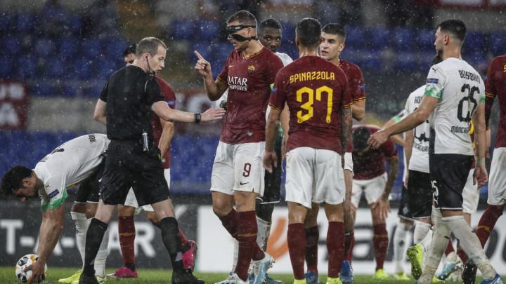 Utakmica nije ni počela, a Gladbach i Roma vode žestoku raspravu na Twitteru