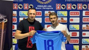 Mirzad Mehanović i zvanično novi fudbaler Tuzla Cityja