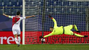 Monaco umalo prokockao tri gola prednosti u Montpellieru