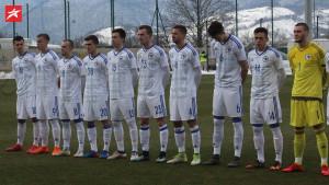 Mlada reprezentacija BiH 28. maja igra protiv Albanije