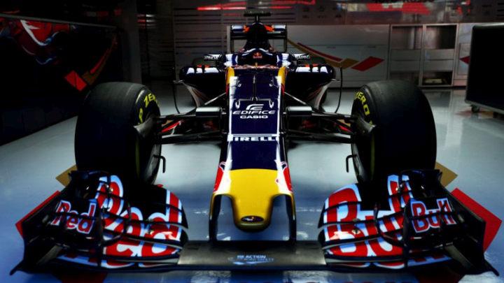 U iščekivanju nove sezone: Toro Rosso predstavio novi bolid