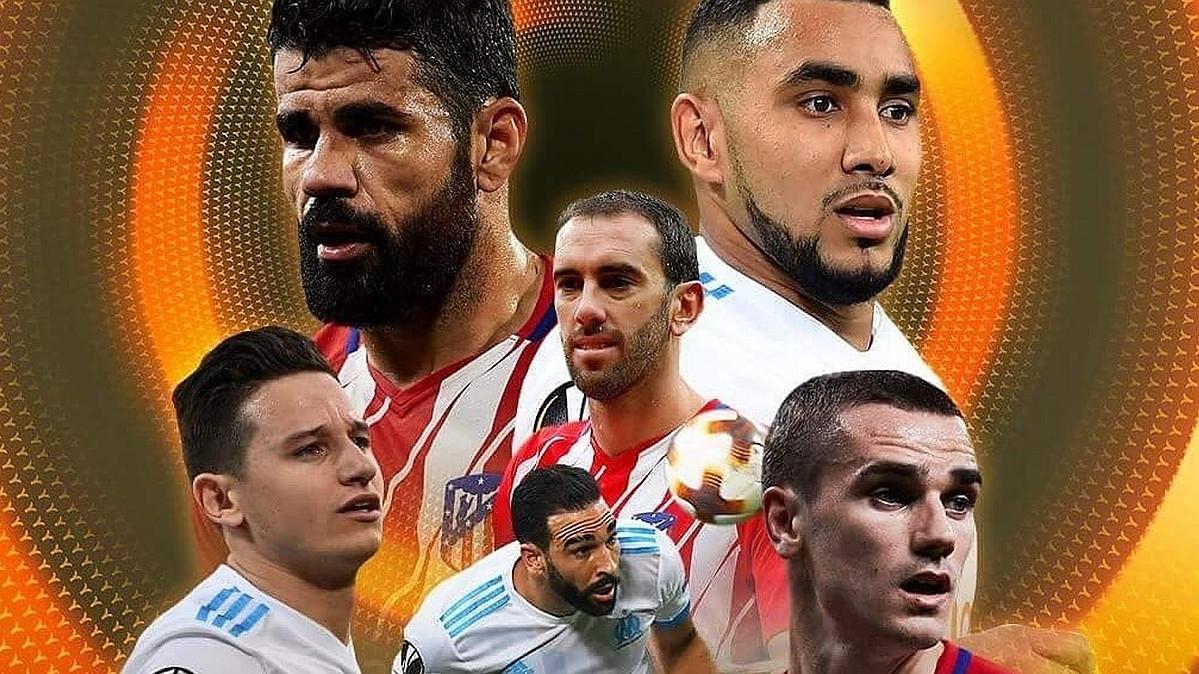 Ovo su vjerovatni sastavi Marseillea i Atletica za večerašnje finale