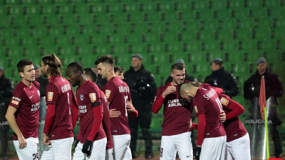 FK Sarajevo u Antaliji igra četiri prijateljske utakmice, 11. februara protiv Astane