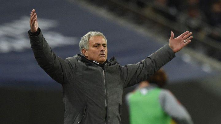Taktika 'autobus' ne funkcioniše: Očajna statistika Mourinha protiv velikana