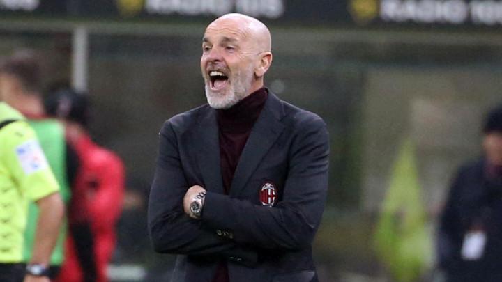 Pioli odabrao igrače na koje će računati sutra u okršaju protiv Juventusa