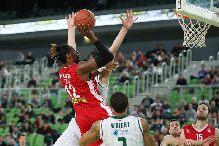 Sjajni Wright nedovoljan Olimpiji, Musa jako dobar