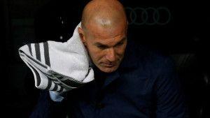 Zidane nakon nove blamaže: Mi smo Real Madrid, ali neke stvari ne mogu objasniti