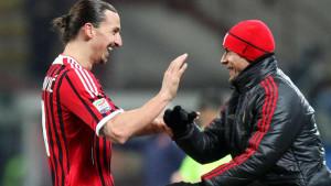 Inzaghi: Dajte Zlatanu 'devetku' da skine prokletstvo
