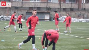 Husić ponovo u Slobodi, već je odradio i trening