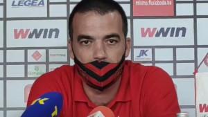 Crnogorac pred FK Sarajevo: Znamo šta nam je činiti!