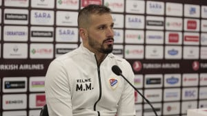 Marko Maksimović: Mi smo od mogućih 30 bodova osvojili 28, suvišno je bilo šta drugo reći