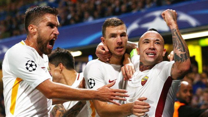 Džeko od prve minute, Mourinho ponovo iznenadio navijače Uniteda