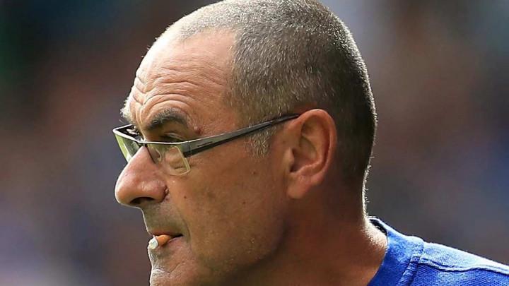 Nakon što je otišao u Juventus, Chelsea se odmah oglasio i poslao poruku Sarriju
