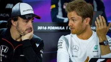 Rosberg: Alonso je sam sebi kriv za tešku situaciju