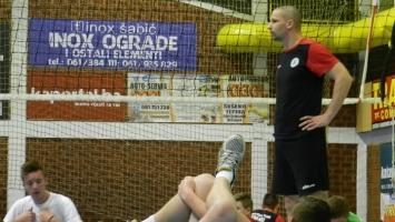 Aganović: Ozbiljnom igrom do nove pobjede