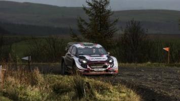 Evans stigao do prve WRC-e pobjede
