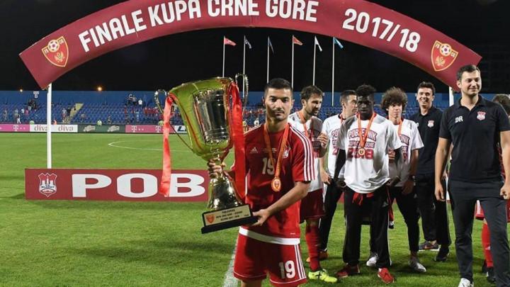 Bivši fudbaler Sarajeva pojačava šampiona Crne Gore