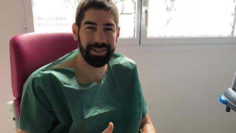 Karabatić završio na hitnoj operaciji: Izgled njegovog stopala bio je stravičan