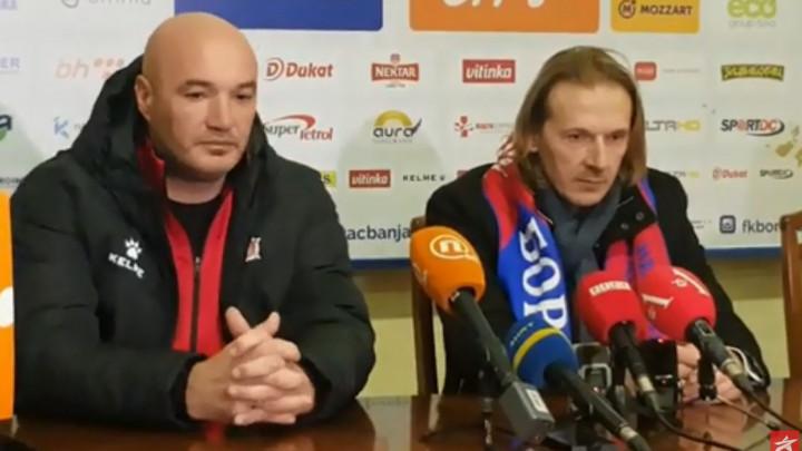 Bošnjaković: Borac je zasluženo slavio