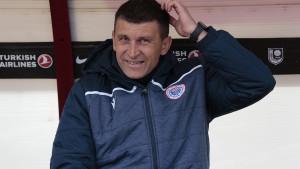 Sergej Jakirović nakon poraza od Borca: Nisam vidio ništa i nemam šta komentarisati