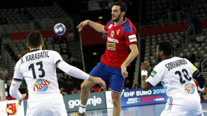 Francuska razbila Srbiju i osigurala polufinale