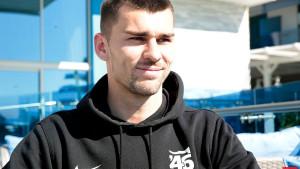Rahmanović odgovorio navijaču na post o povredi i odlasku iz FK Sarajevo