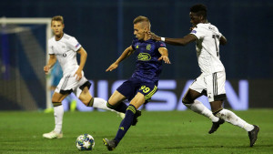Rapsodija na Maksimiru: Dinamo vodi sa 2:0 protiv Atalante