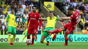 Redsi rutinski protiv Norwicha