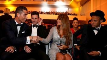 Hoće li Ronaldo biti na Messijevom vjenčanju?