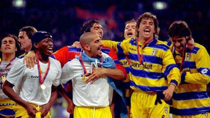 "Cannavaro o anegdoti iz Parme: ""Taj luđak je pojeo kaznu"""
