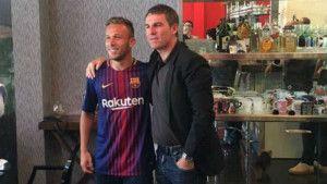 Fotografisao se u dresu Barcelone, a prelazi u Real?