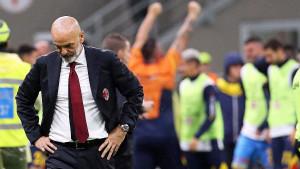 Navijačima Milana nikada nije bilo teže pogledati tabelu Serije A
