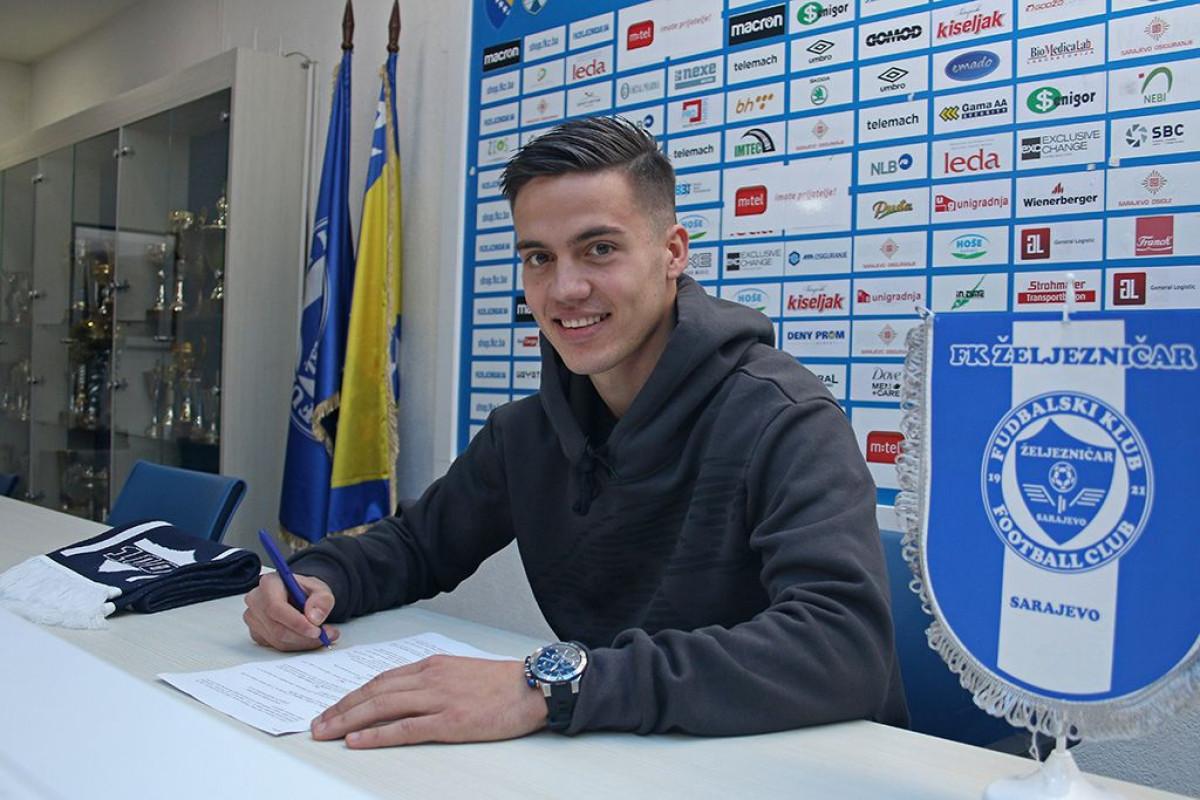 Malić potpisao za FK Željezničar, do ljeta ide na posudbu