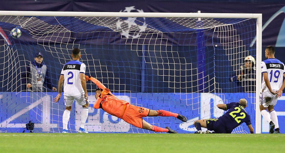 Ono što je Dinamo uradio Atalanti u prvom poluvremenu naš region ne pamti