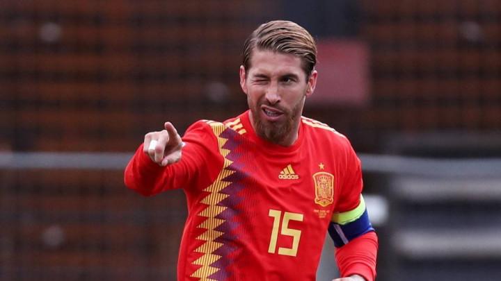 "Sergio Ramos oduševio Špance: ""Ovaj gol je za tebe brate"""