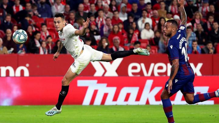 Sevilla u samom finišu meča stigla do pobjede nad Levanteom