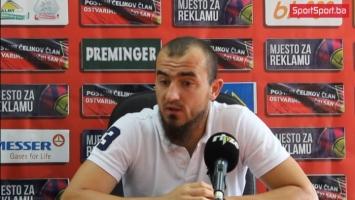 Salčinović: Dolazi nam u ovom trenutku najgori protivnik