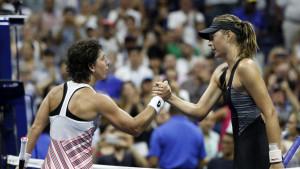 Kraj za Sharapovu na US Openu