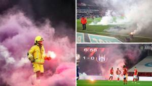 Anderlecht žestoko kažnjen zbog divljanja svojih navijača na meču protiv Standarda