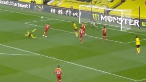 Prvi gol u sezoni, ali kakav: Spektakularne škarice Welbecka