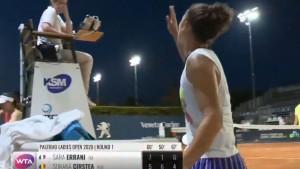 Kakav kiks: Poznata teniserka prekršila korona pravilo, sutkinja se uhvatila za glavu